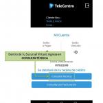 Administración de tu red Wi-Fi de TeleCentro en la app de Sucursal Virtual
