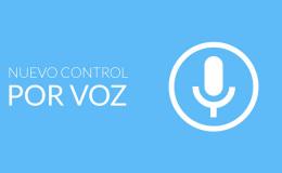 Control por voz TeleCentro