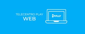 Telecentro Play en el navegador web